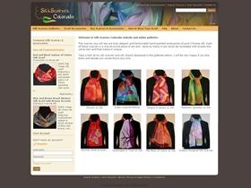 Silk Scarves Colorado