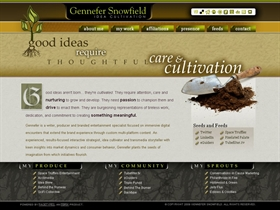 Gennefer Snowfield - Idea Cultivation