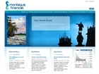 Montaque Financial - New website on PageTypes CMS